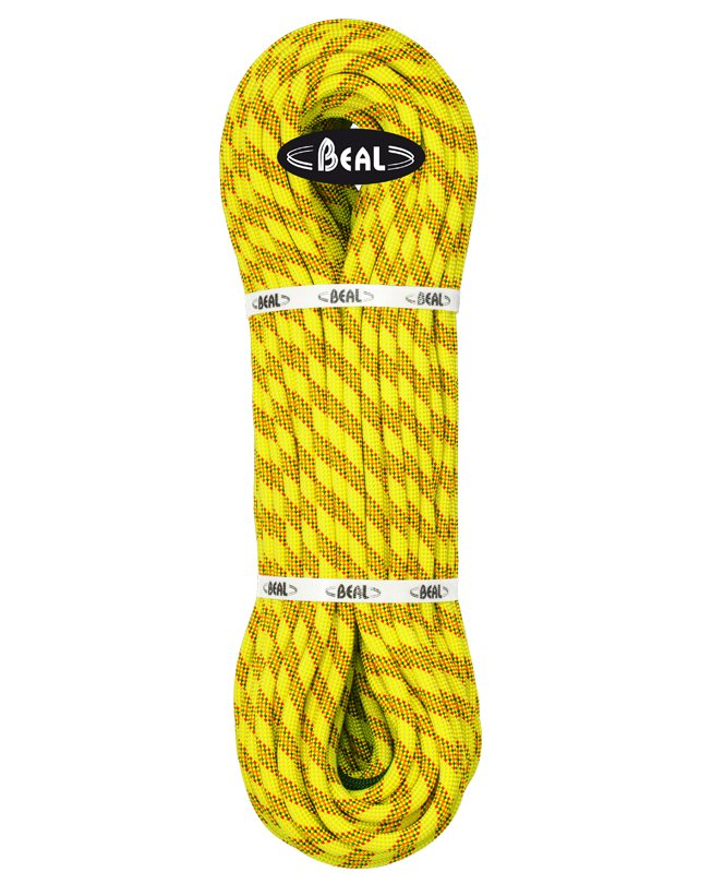 Lano dynamické Beal - délka 60 m a tloušťka 10,2 mm