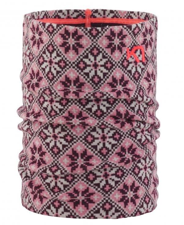 Merino dámský šátek ROSE TUBE, KARI TRAA