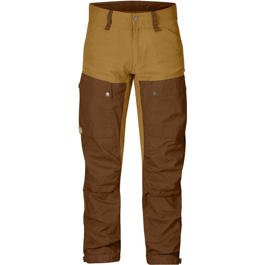 Větruodolné pánské kalhoty Keb Trousers, Fjällräven - velikost 52 EU