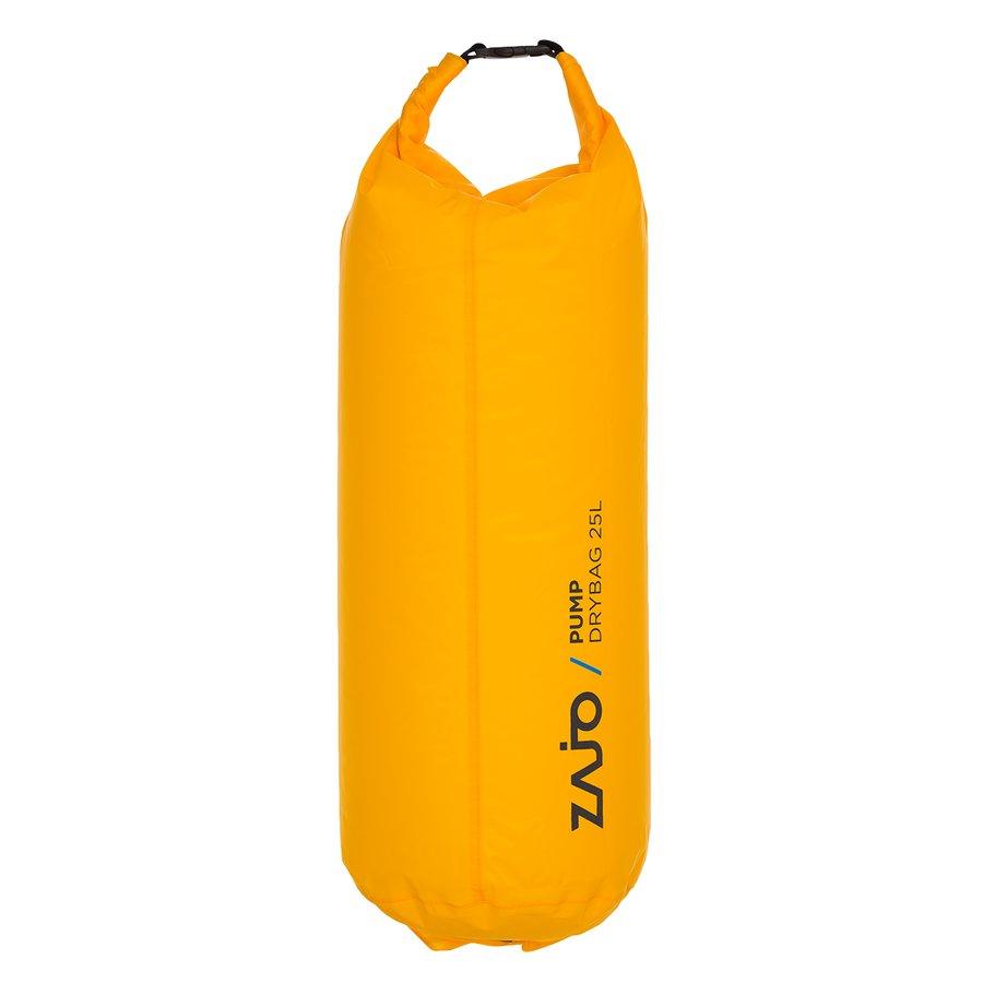 Žlutý vodotěsný vak Pump Drybag 25L, Zajo - objem 25 l