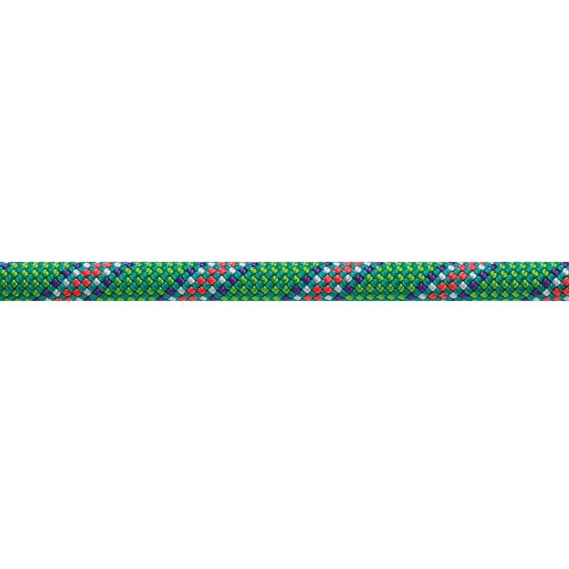 Zelené lano Top Gun Unicore, Beal - délka 60 m a tloušťka 10,5 mm