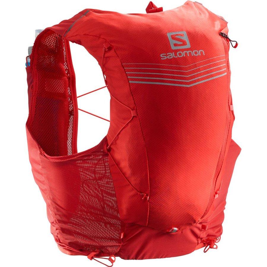 Běžecký batoh ADV SKIN 12 SET, Salomon - velikost S