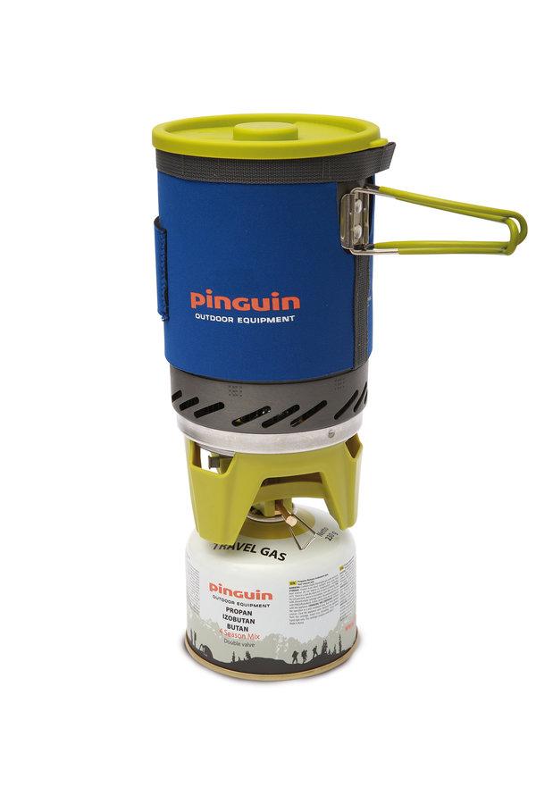 Vařič plynový Aura, Pinguin