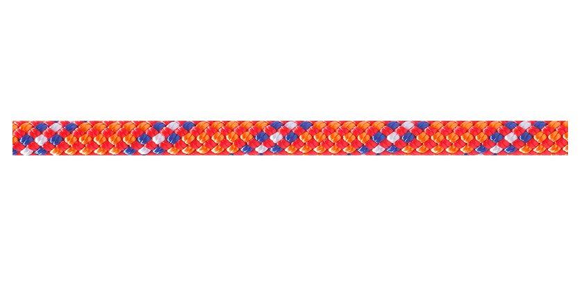 Oranžové lano RANDO, Beal - délka 20 m a tloušťka 8,5 mm