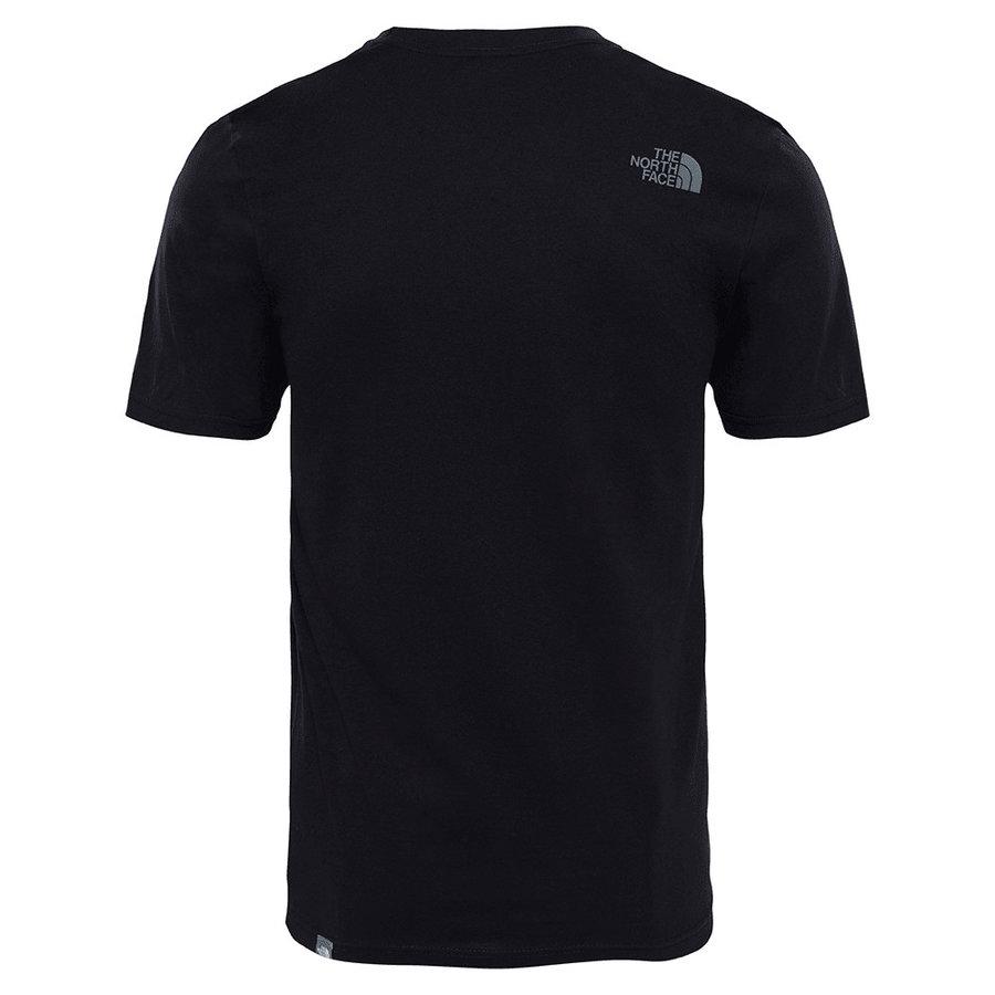 Pánské tričko The North Face S/S EASY TEE MEN - velikost M