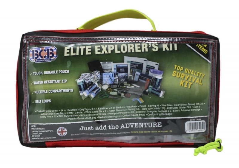 KPZ Elite Explorer´s Kit, BCB Adventure