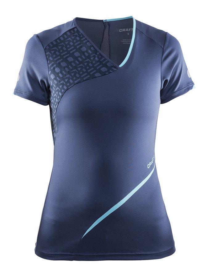 Dámské tričko BREAKWAY SS TEE W, Craft - velikost S