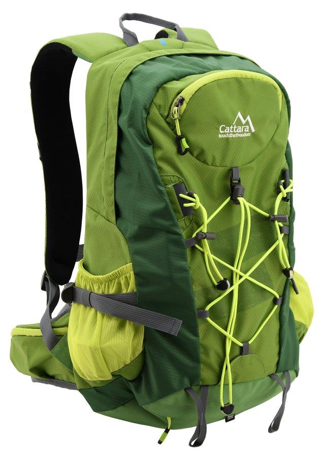 Zelený batoh GREEN, Cattara - objem 32 l