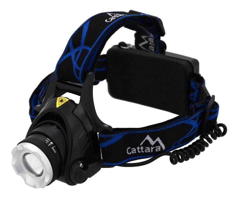 Čelovka Cattara LED 570lm ZOOM