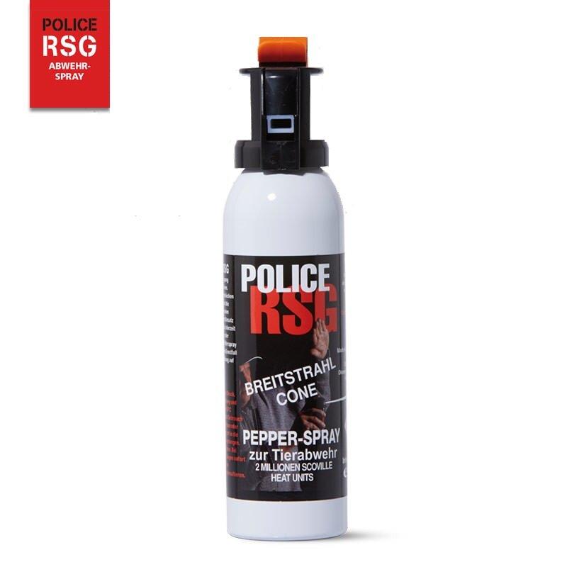 Pepřový sprej Police RSG, KKS - objem 200 ml