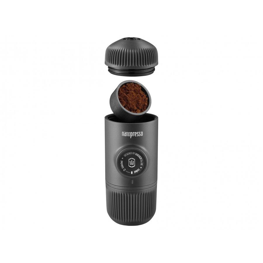 Cestovní kávovar Wacaco Nanopresso