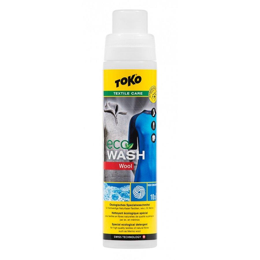 Prací prostředek na vlnu Eco Wool Wash, Toko - objem 250 ml