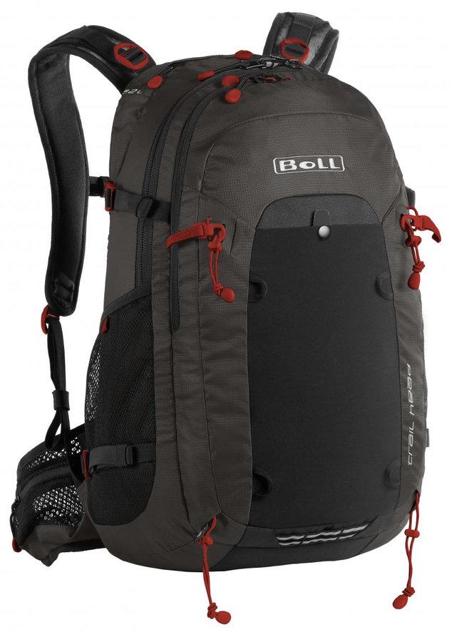 Černý turistický batoh Trail Head 26, Boll - objem 26 l