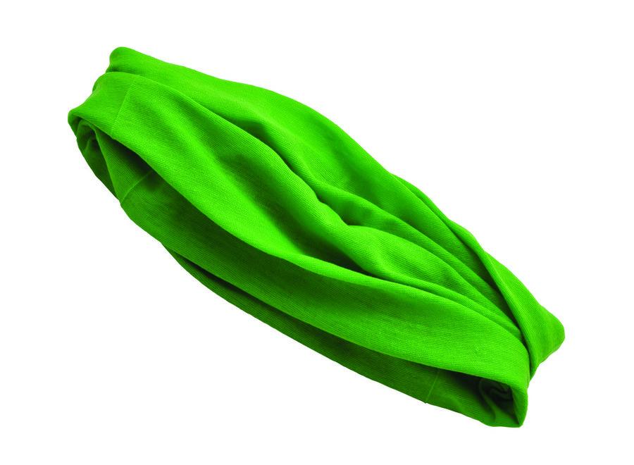 Zelený funkční šátek PLR166, Baladeo