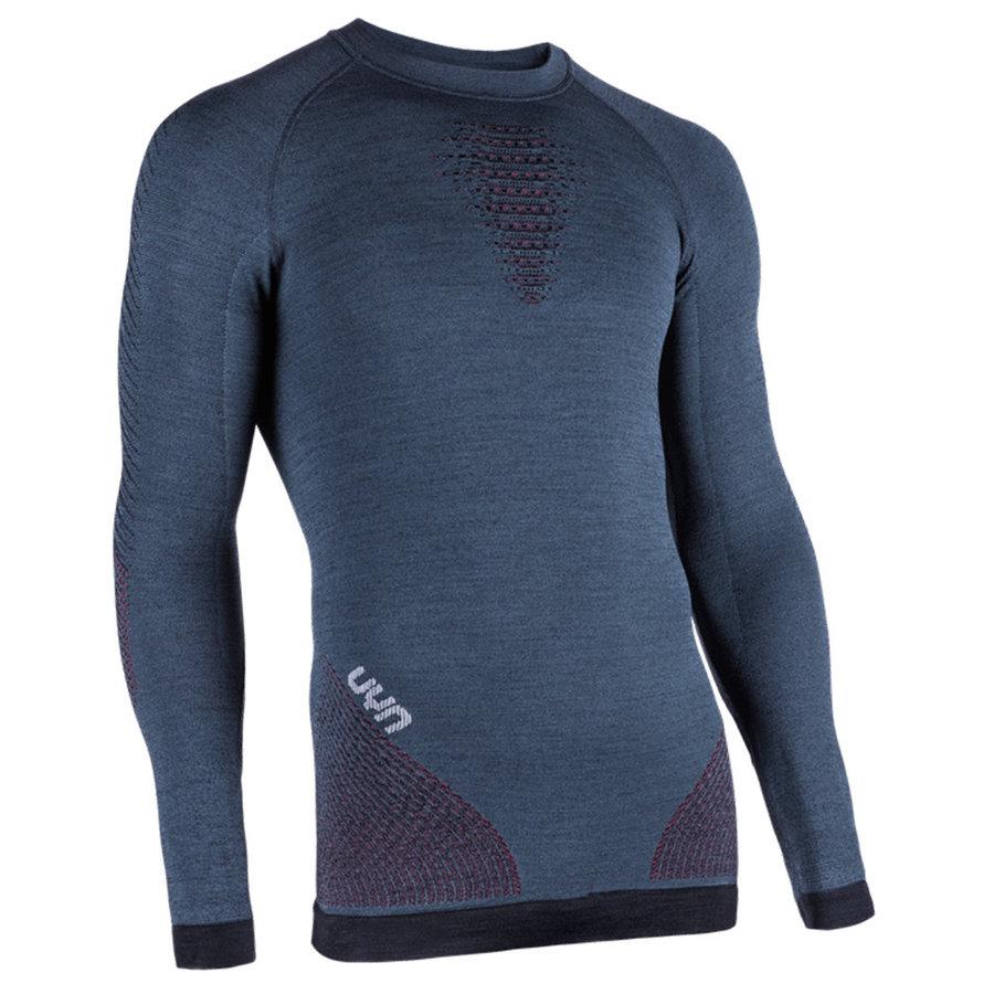 Pánské tričko UYN FUSYON UW SHIRT LS MEN - velikost S-M