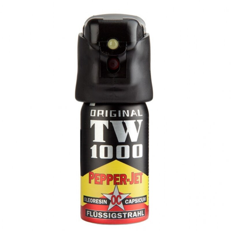 Pepřový sprej OC Jet Man, TW1000 - objem 40ml