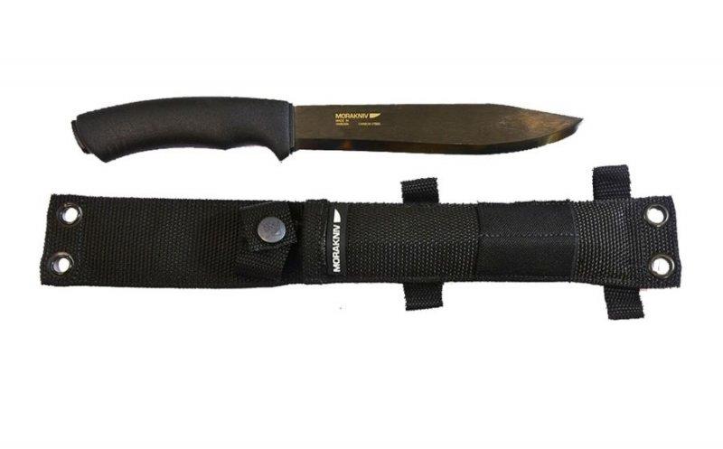 Nůž s pevnou čepelí Pathfinder, Morakniv