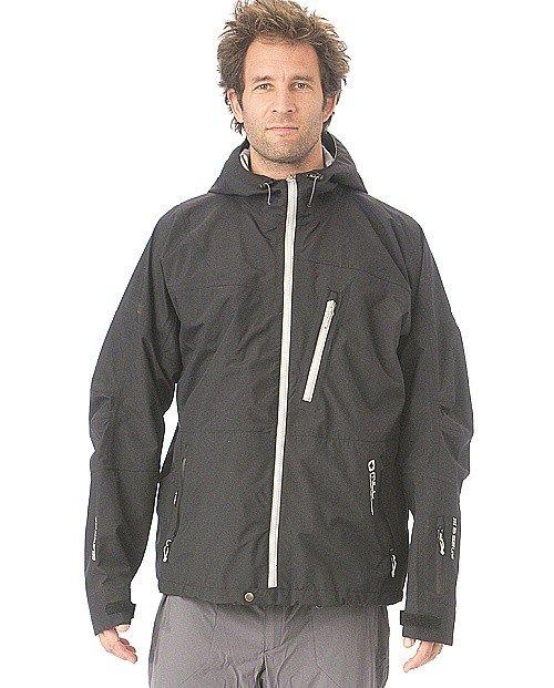 Zimní pánská bunda s kapucí Technical, Mill - velikost M