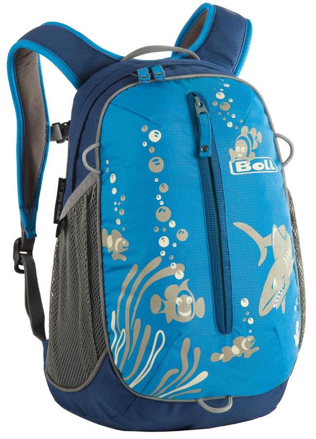 Modrý dětský batoh Roo 12, Boll - objem 12 l