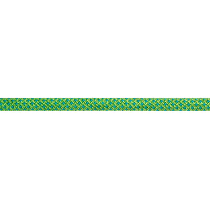 Zelené lano Opera Unicore, Beal - délka 80 m a tloušťka 8,5 mm