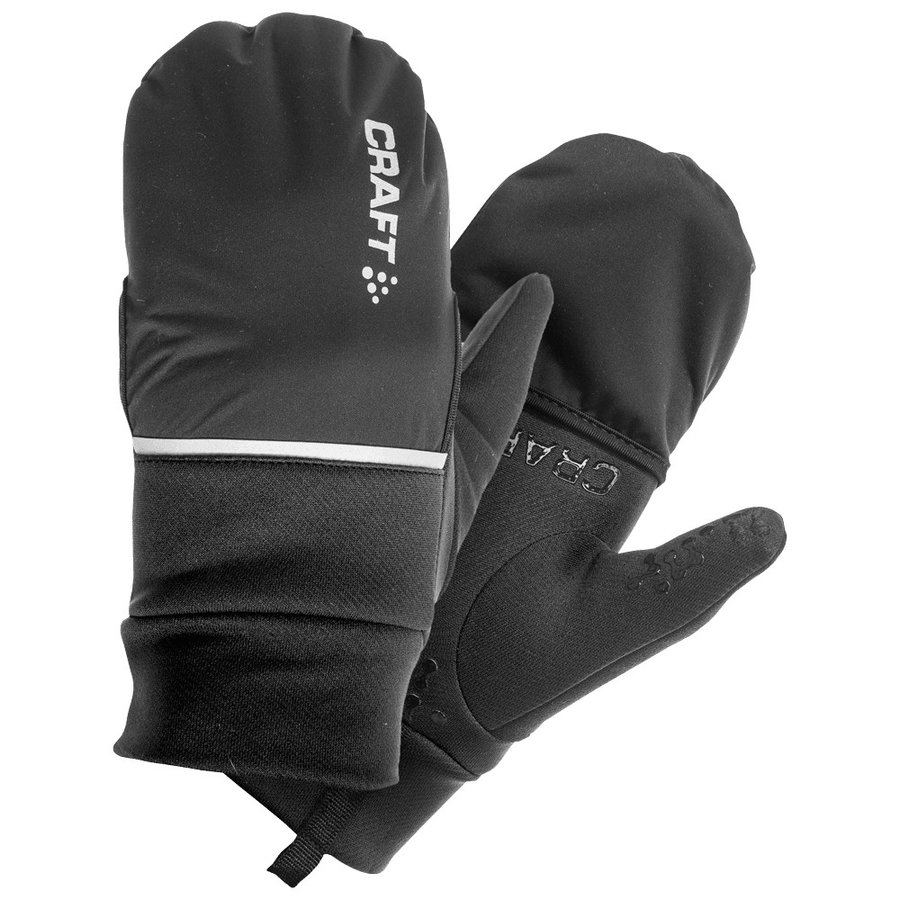Běžecká rukavice HYBRID WEATHER GLOVE, Craft