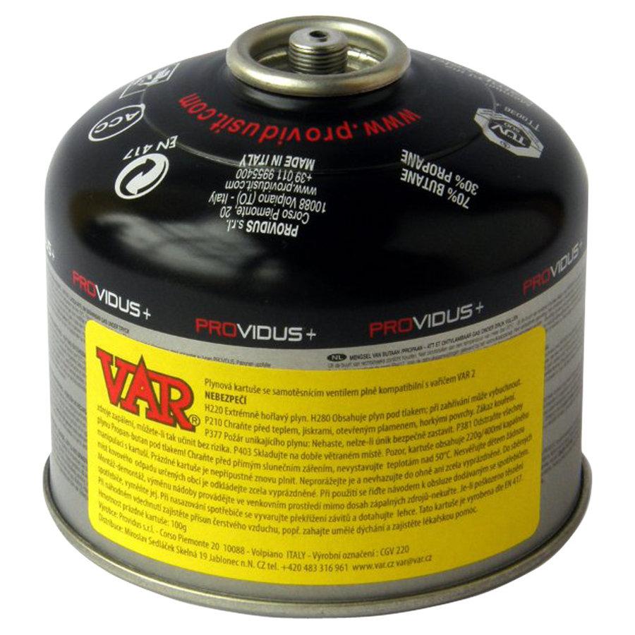 Plynová kartuše šroubovací CGV 220g, VAR