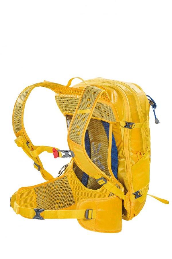 Červený běžecký batoh Zephyr 22+3 NEW, Ferrino - objem 22 l