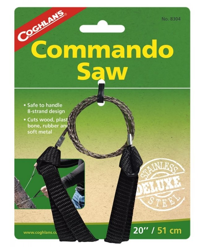 Strunová pila Coghlan´s Commando Saw