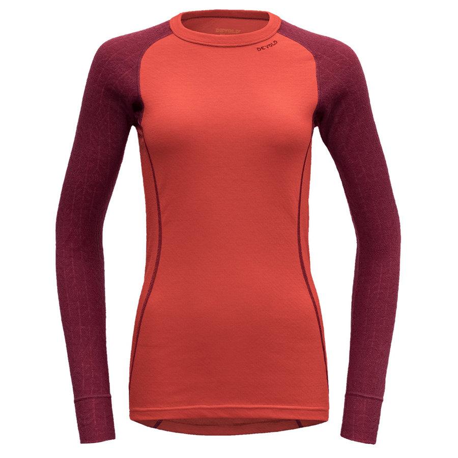 Merino dámské tričko DUO ACTIVE WOMAN, Devold - velikost L