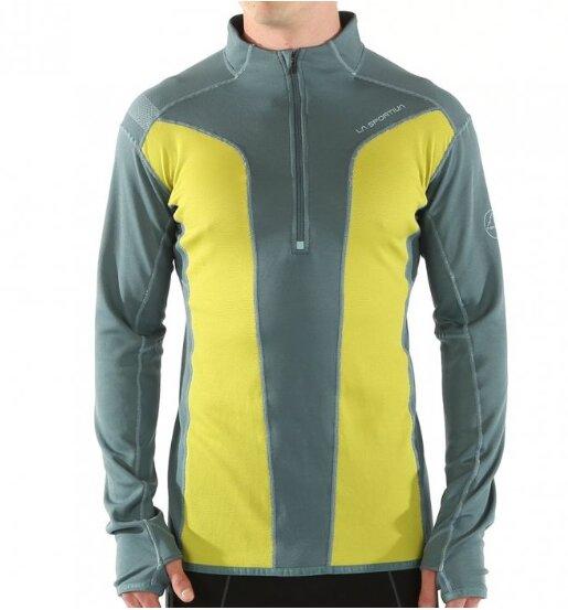 Tričko La Sportiva Vertex Long Sleeve Men - velikost M
