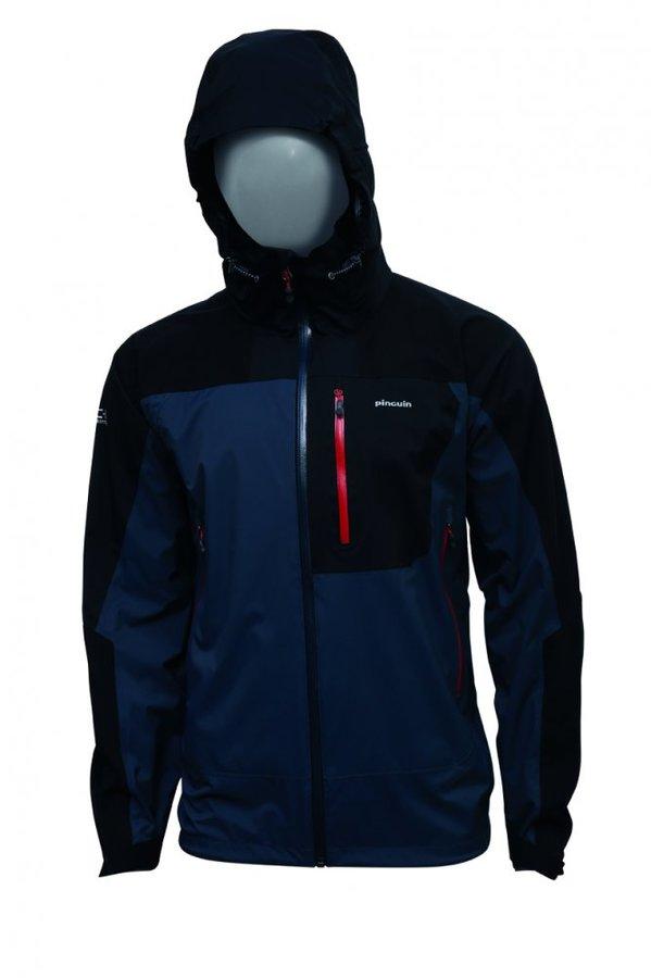 Šedá pánská bunda Signal jacket, Pinguin - velikost XL