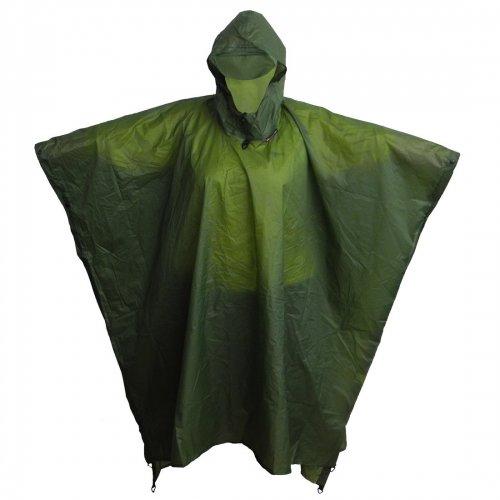 Zelená pláštěnka DUO UL, Jurek S+R - velikost XL