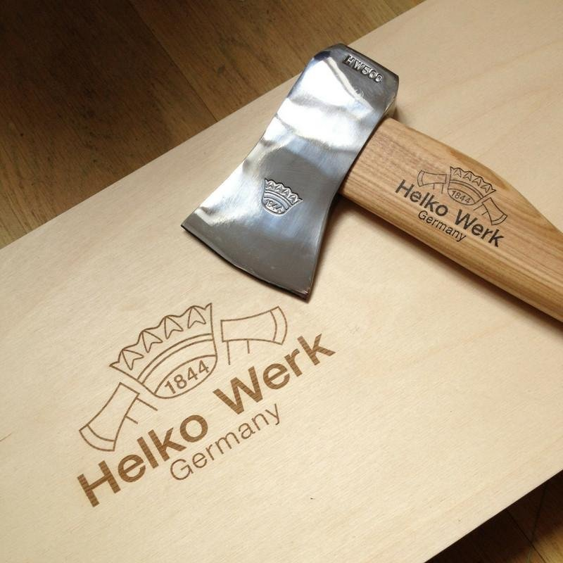Sekera Hudson Bay Camp Hatchet 500g, HELKO WERK