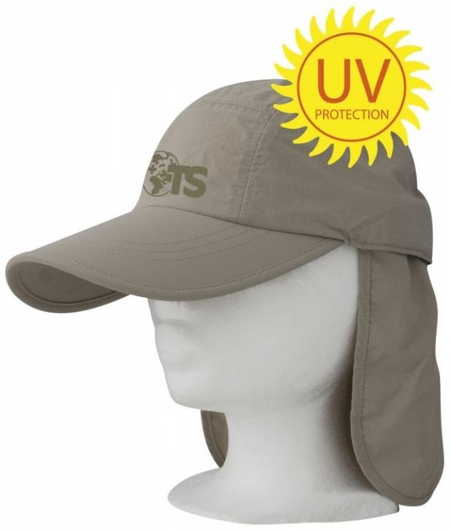 Béžová kšiltovka DESERT CAP