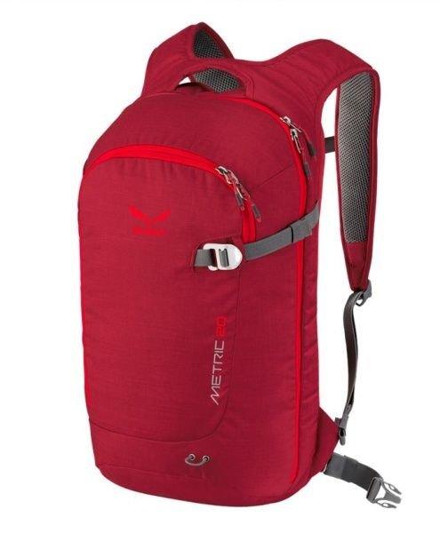 Červený turistický batoh Metric 20, Salewa - objem 20 l