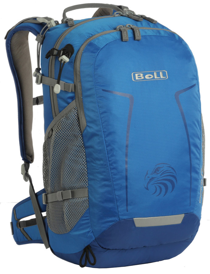 Modrý turistický batoh Eagle 24, Boll - objem 24 l