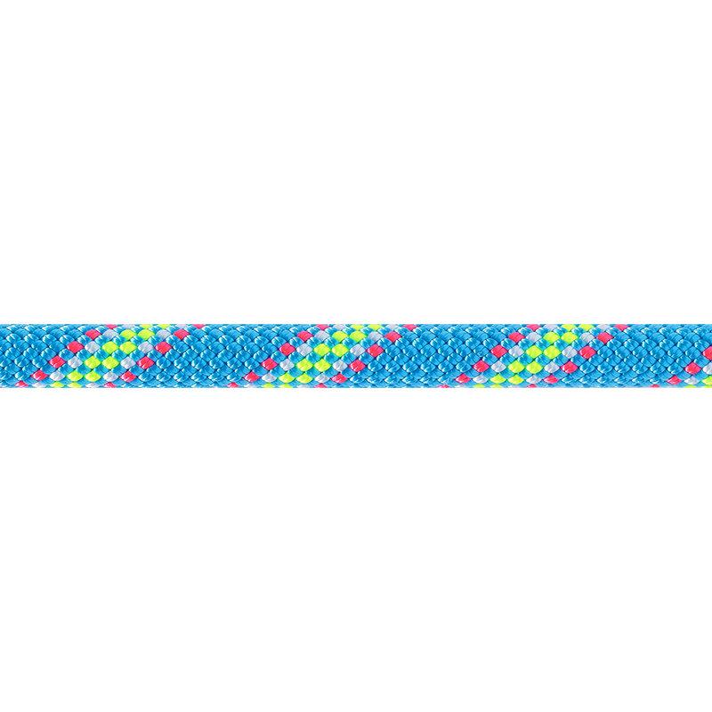 Modré lano Zenith, Beal - délka 60 m a tloušťka 9,5 cm