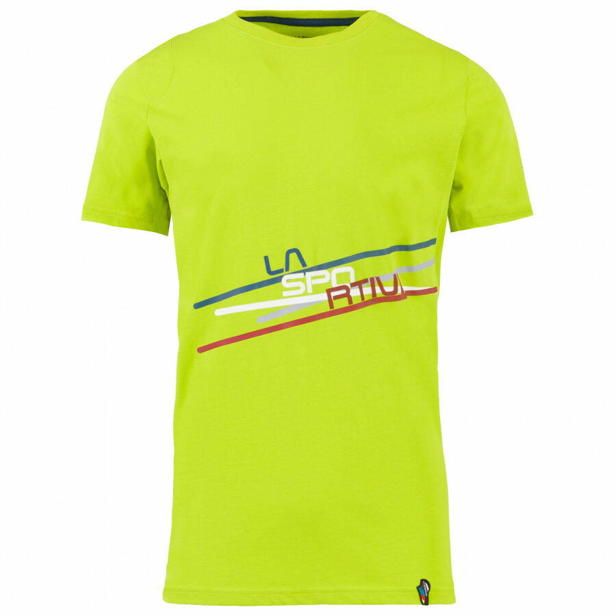 Tričko La Sportiva Stripe 2.0 T-Shirt Men - velikost L