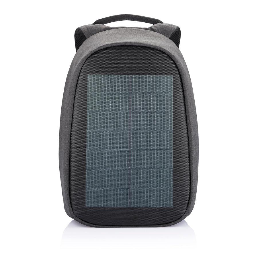Černý solární batoh Bobby Tech, XD Design - objem 18 l