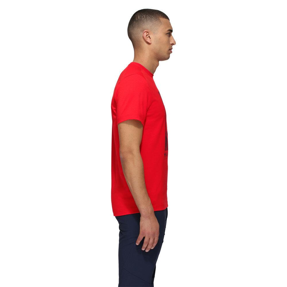 Tričko Mammut Trovat T-Shirt Men - velikost M