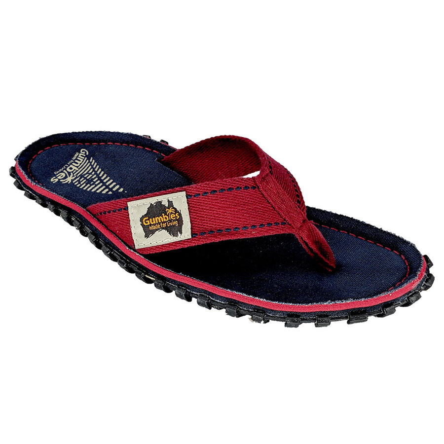 Sandály Navy Coast, Gumbies