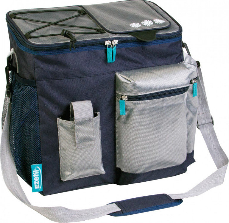 Modrá termotaška Travel In Style, Ezetil - objem 18 l