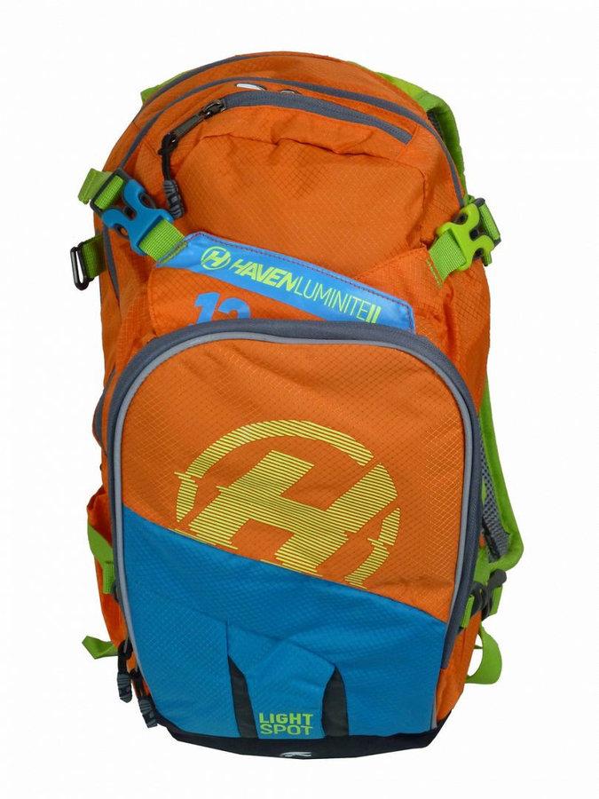 Oranžový batoh LUMINITE II 18l, Haven - objem 18 l