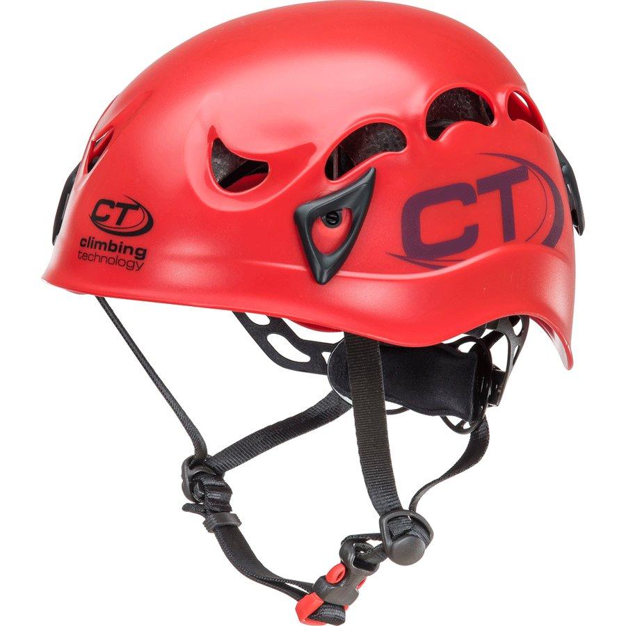 Červená horolezecká helma Galaxy, Climbing Technology