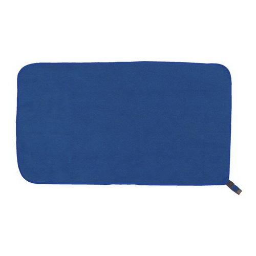 Modrý rychleschnoucí ručník terry, Jurek S+R - velikost S a 40x70 cm