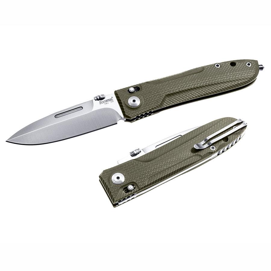 Nůž zavírací Lionsteel 8710 GR