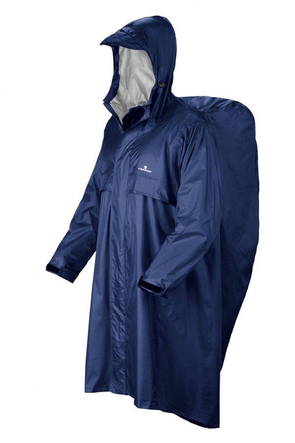 Modrá pláštěnka Trekker, Ferrino - velikost L-XL