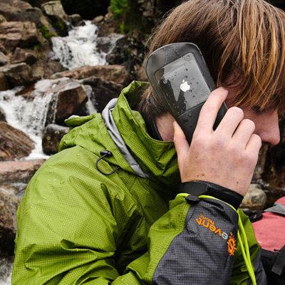 Vodotěsné pouzdro na telefon Waterproof Phone Case - Mini, Aquapac
