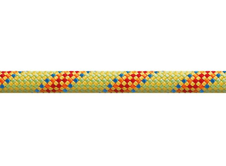 Žluté lano Apollo, Beal - délka 200 m a tloušťka 11 mm