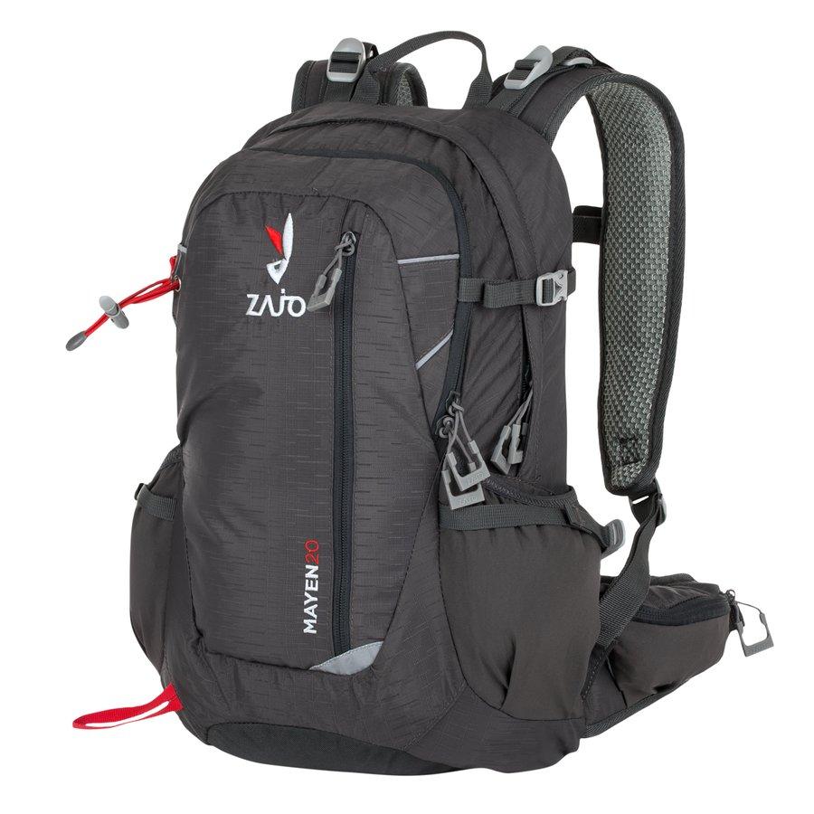 Šedý batoh Mayen 20, Zajo - objem 20 l